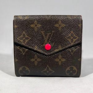 ✨LOUIS VUITTON✨ VINTAGE MONOGRAM ELISE WALLET